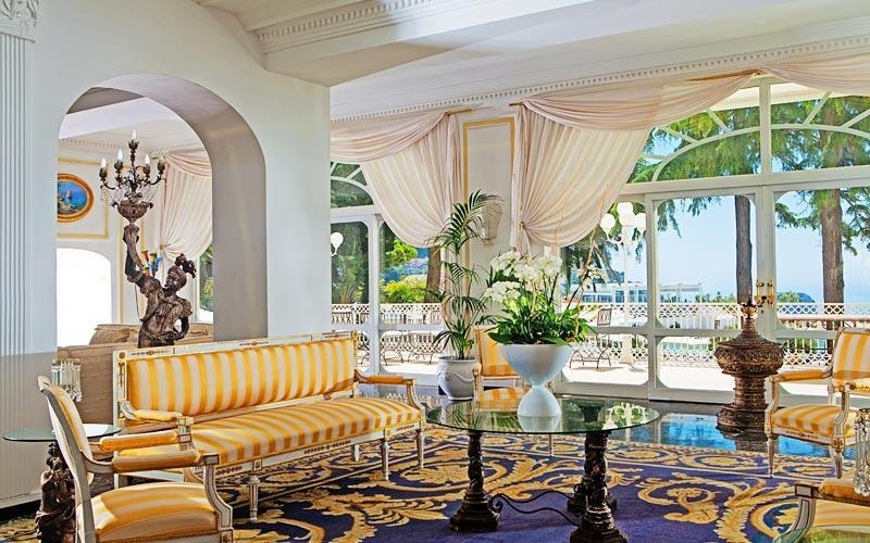Grand Hotel Quisisana Capri Luxury Villas Volo Luxury