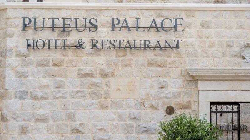 Hotel Puteus Palace Brač